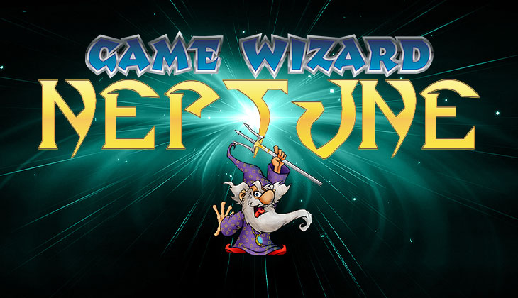 Game Wizard Neptune Arcade Machine, Featured Banner, Arcooda