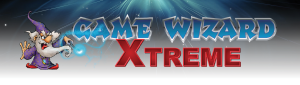 Xtreme Game Wizard Arcade Machine Header, Arcooda