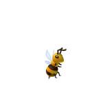 Insect Doctor Arcade Machine, Bee, Arcooda