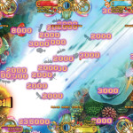 Ocean King 2 Ocean Monster Arcade Machine, Laser Crab Feature, Arcooda