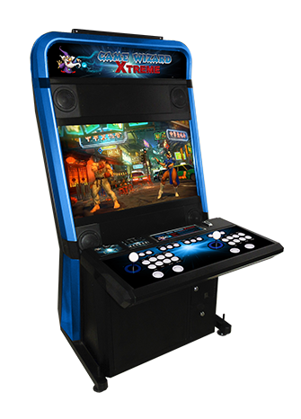 Xtreme Game Wizard Arcade Machine, Arcooda