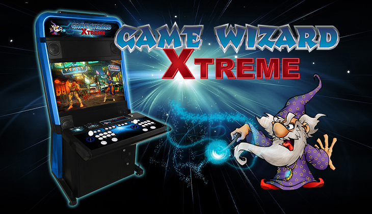 Game Wizard, Mercury, Arcade Machine, Featured Banner, Arcooda