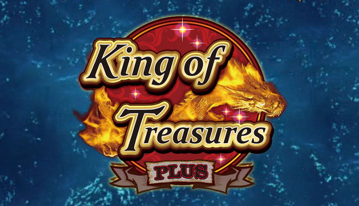King of Treasures Plus, Featured Banner, Arcooda