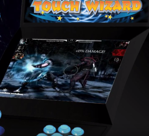 Touch Wizard Arcooda, Arcade and Android Gaming Machine, Video Games