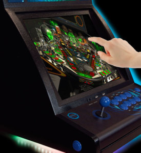 Touch Wizard Pinball