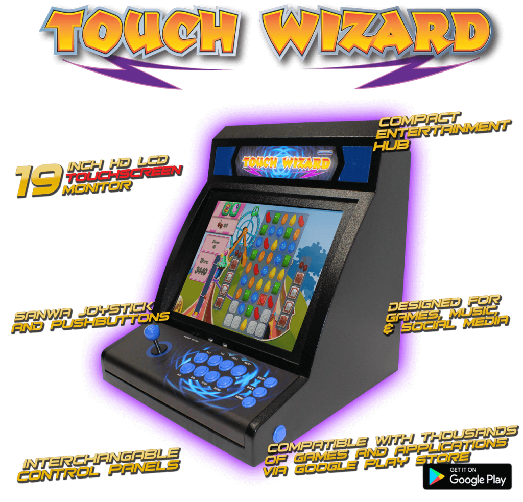 Touch Wizard