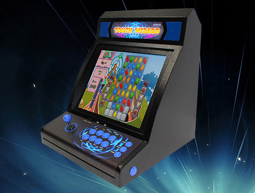 Arcooda Arcade Machine Manufacturer