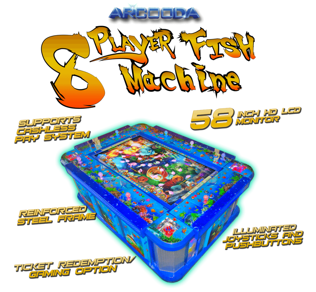 8 Player Fish