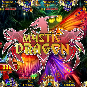 Mystic Dragon Hunting Redemption Game Now Shipping - Arcooda