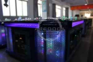 Arcooda 8 Player Fish Machine