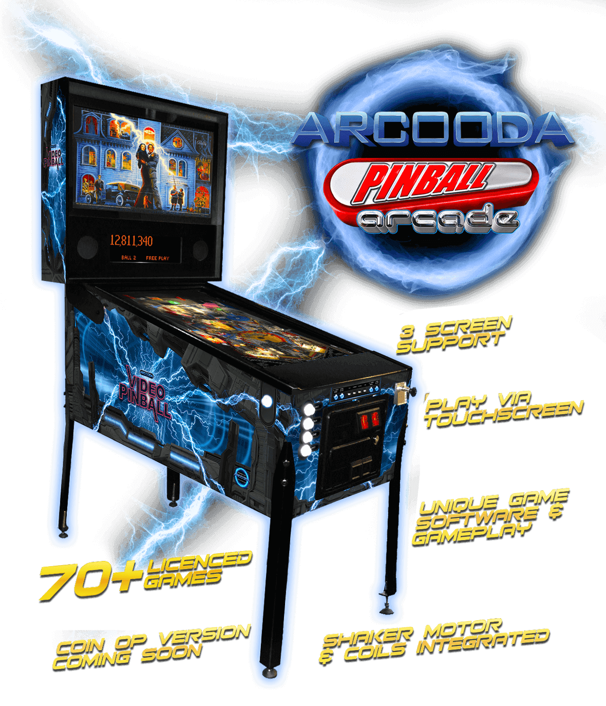 the pinball arcade desktop-#12