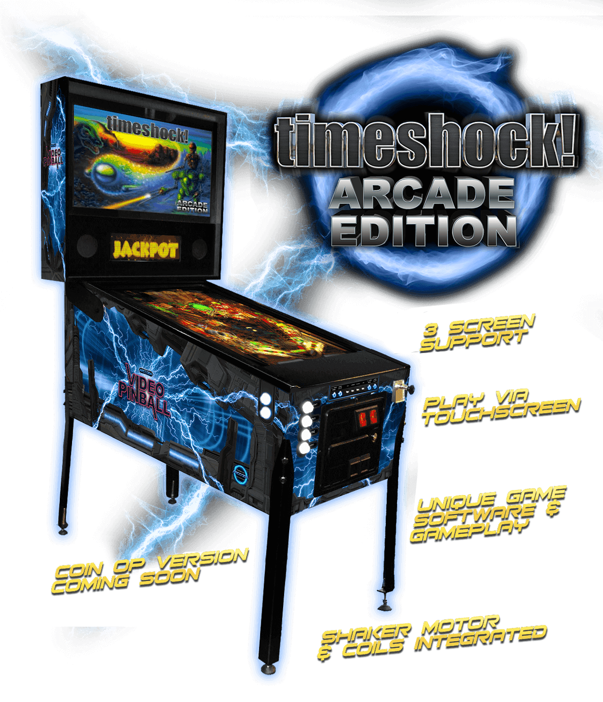 Timeshock Arcade Edition