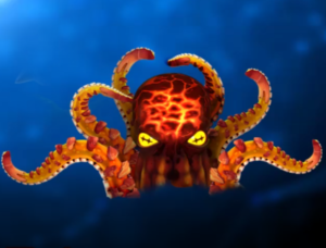 Ocean King 3 : Monster Awaken - Almighty Octopus Power Up