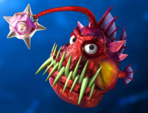 Ocean King 3 : Monster Awaken - Darkness Monster Power Up