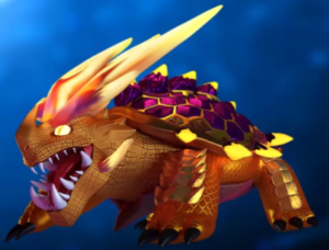 Ocean King 3 : Monster Awaken - Fire Dragon Turtle Power Up