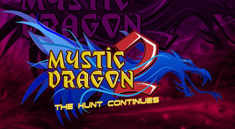 Mystic Dragon 2 Logo
