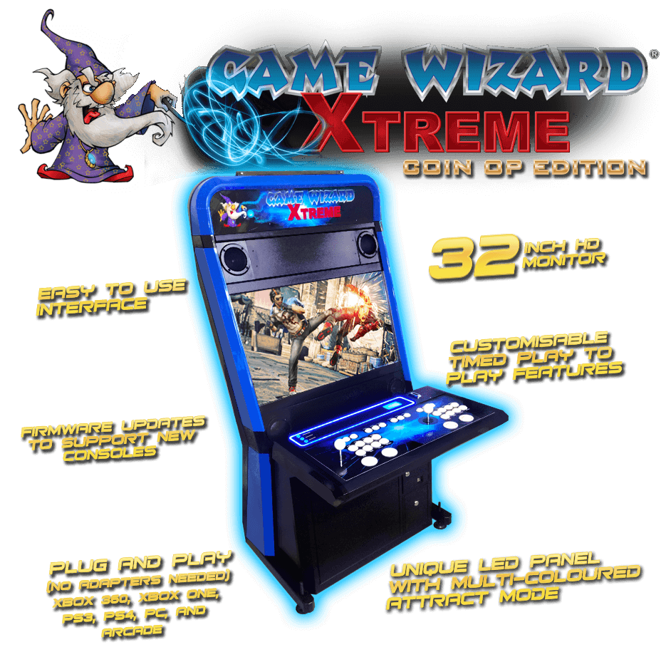Xtreme Coin Operated Edition