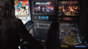 Doctor Who Master of Time Arcooda Video Pinball