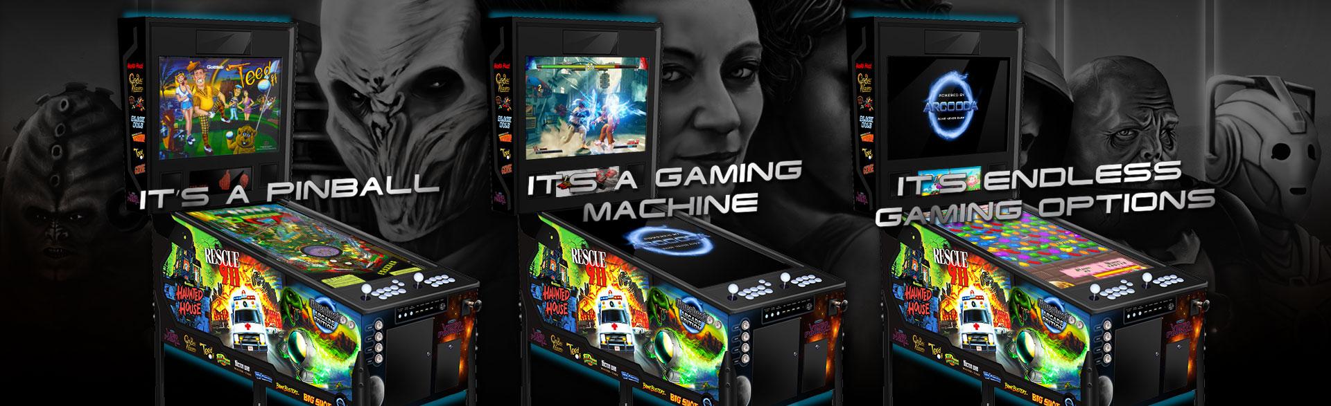 Arcooda Arcade Machine Manufacturer