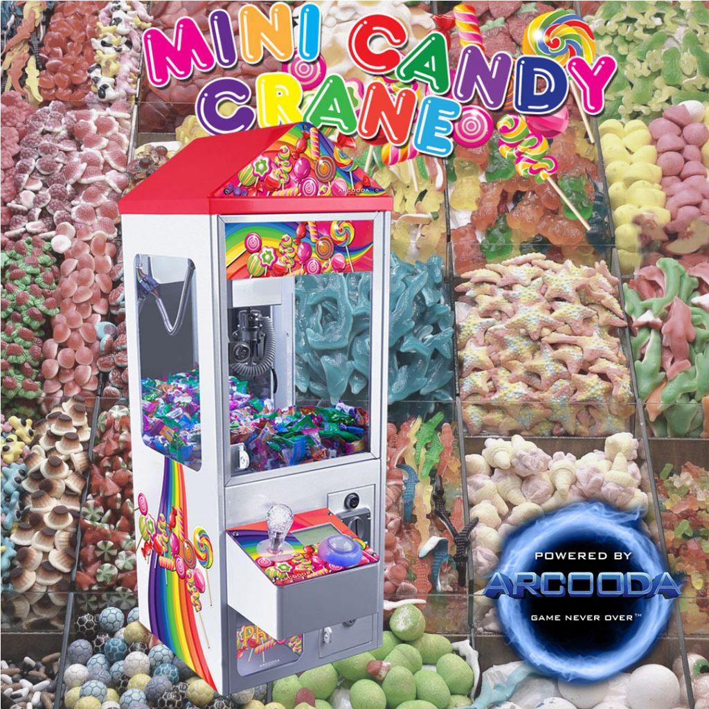Arcooda's Mini Crane Machine