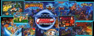 Get Rare Williams & Bally Tables Today with Arcooda Pinball Arcade