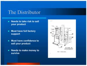 2005 Slide - The Distributor