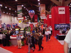 AMOA 2000, USA Tradeshow promoting Highway Games industry platform