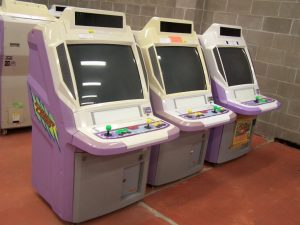 Cyber Lead Namco Cabinets