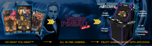 Do What You Want with Video Pinball