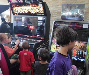 Game Wizard Arcade Machine in 2013