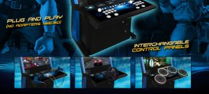 Game Wizard Xtreme Interchangeable Panels