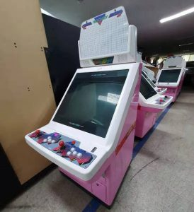Neo Candy Cabinets to France