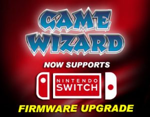 Nintendo Switch Announcement for Game Wizard