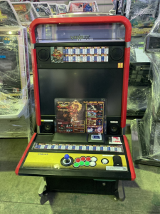 Vewlix Cabinet with Street Fighter 5