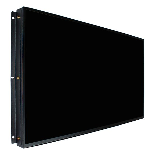 32 inch boe monitor – angle view