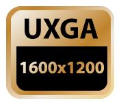 UXGA 1600x1200